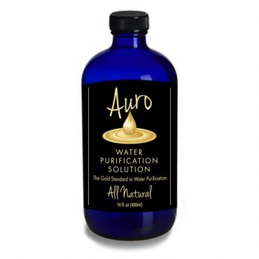 16oz. Auro Liquid Gold Water Purification Solution